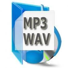 de wma wav a mp3: